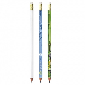 BIC ECOLUTIONS EVOLUTION DIGITAL ERASER END PENCIL IMPRESSA