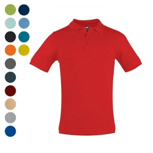 MEN'S POLO SHIRT ADAM COLORS