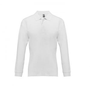 MEN'S POLO SHIRT BERN WHITE