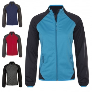 WOMEN'S SOFTSHELL ULTRA LIGHT JACKET  ROLLINGS WOMEN