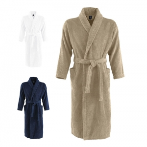 UNISEX BATHROBE (SHAWL COLLAR) PALACE