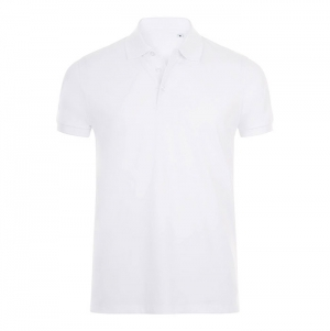 MEN'S POLO SHIRT PHOENIX MEN WHITE
