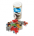 CARD PUZZLE  A5 12 PIECES WITH  PACKING