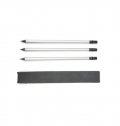 BLACK PENCIL SET