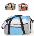 BAG. POLYESTER 600D. SHOE COMPARTMENT