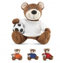 BEAR WITH T-SHIRT AND BALL