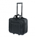 TROLLEY WITH 15 INCH LAPTOP COMPARTMENT MADE IN 420D NYLON T