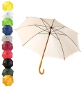 P-190T MANUAL UMBRELLA, WITH WOODEN HANDLE