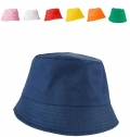 KIDS COTTON BOB HAT