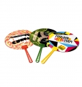 HAND FAN PP FULL COLOR PRINT