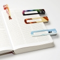 BOOKMARK CLIP 4 COLORS 2 SIDES