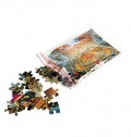 CARD PUZZLE A3 - 112 PIECES, FULL COLOR PRINT