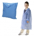 15MM PVC KIDS RAIN COAT WITH POUCH