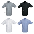 SHORT SLEEVE OXFORD MEN'S SHIRT BRISBANE