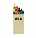 SET OF 6 CRAYONS IN A BOX