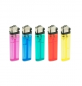 DISPOSABLE LIGHTER (ASSORTED COLORS)