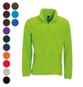 MEN'S ZIPPED FLEECE JACKET NORTH