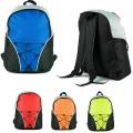 P-600D BACKPACK WITH FRONT CORDS