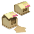 RECYCLED CARTON STICKY NOTES   RECYCLOPAD
