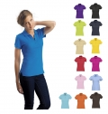WOMEN'S POLO SHIRT PASSION COLORS