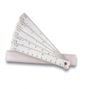 GLASPACK SCALE-RULER 10 SCALES