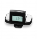 PEDOMETER W/ PULSE HEART RATE