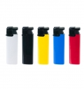 SMALL REFILLABLE ELECTRONIC LIGHTER, WINDPROOF