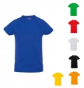 KIDS T-SHIRT TECNIC PLUS