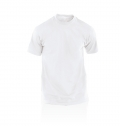ADULT WHITE T-SHIRT HECOM