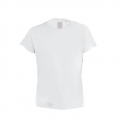 KIDS WHITE T-SHIRT HECOM