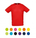 T-SHIRT SPORTY CORES