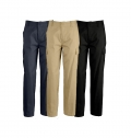MEN'S TROUSERS WITH CARGO POCKETS JEEP