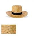 MEN BROWN STRAW HAT FOR