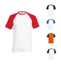 ADULT COLOURED VALUEWEIGHT T-SHIRT 165 GR