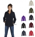 WOMEN'S ZIPPED FLEECE JACKET NORTH WOMEN