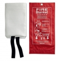 FIRE BLANKET IN A POUCH BLAKE