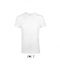 MEN'S CLOSE T-SHIRT IMPERIAL FIT WHITE