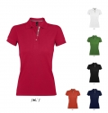 WOMEN'S POLO SHIRT PORTLAND COLORS