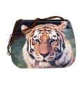 WOMEN BAG ON TYVEK, FULL COLOR PRINT