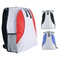 P-600D SPORTS BACKPACK, SIDE POCKETS