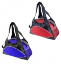 SPORT BAG WITH FRONT POCKETS P-600D