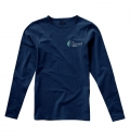 CURVE LONG SLEEVE LADIES T-SHIRT