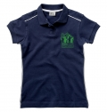 BACKHAND SHORT SLEEVE LADIES POLO