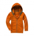 ARORA HOODED FULL ZIP KIDS SWEATER