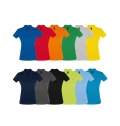 WOMEN'S POLO SHIRT PERFECT WOMEN COLORS