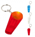 SPICA WHISTLE AND LED KEYCHAIN LIGHT