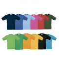 B&C EXACT 150 KIDS T-SHIRT - 100% COTTON