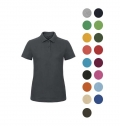 B&C ID.001 WOMEN PIQUE POLO SHIRT 180G - 100% COTTON