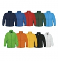 B&C KIDS SIROCCO WINDBREAKER - WATERPROOF TAFETTA NYLON