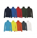 B&C ID.501 WOMEN FLEECE JACKET 280G - 100% POLYESTE